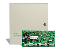 riasztó központ - PC1616NK